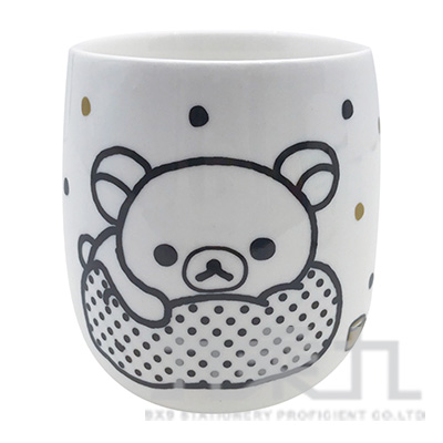 拉拉熊弧身胖胖馬克杯下午茶 RK69021B