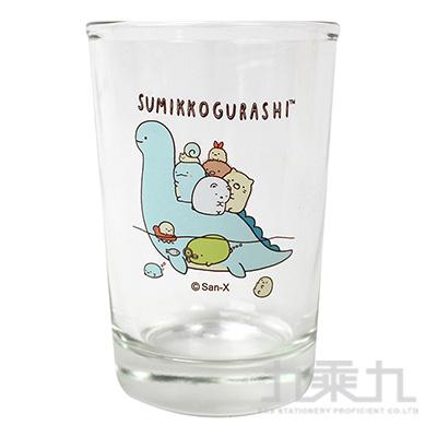 角落小夥伴乾拜玻璃杯-恐龍版 SG70082D