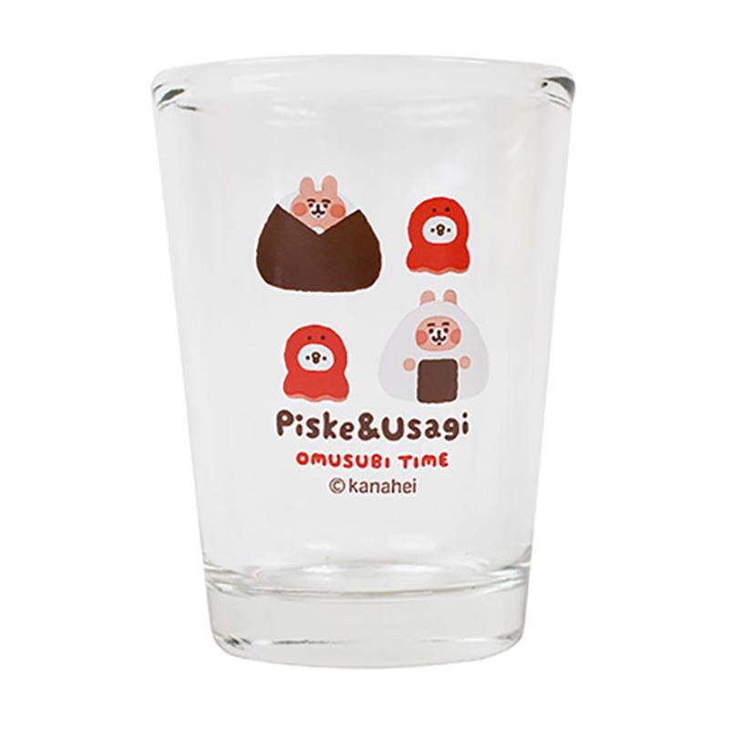 卡娜赫拉乾拜玻璃杯-小飯糰版 KS70081A