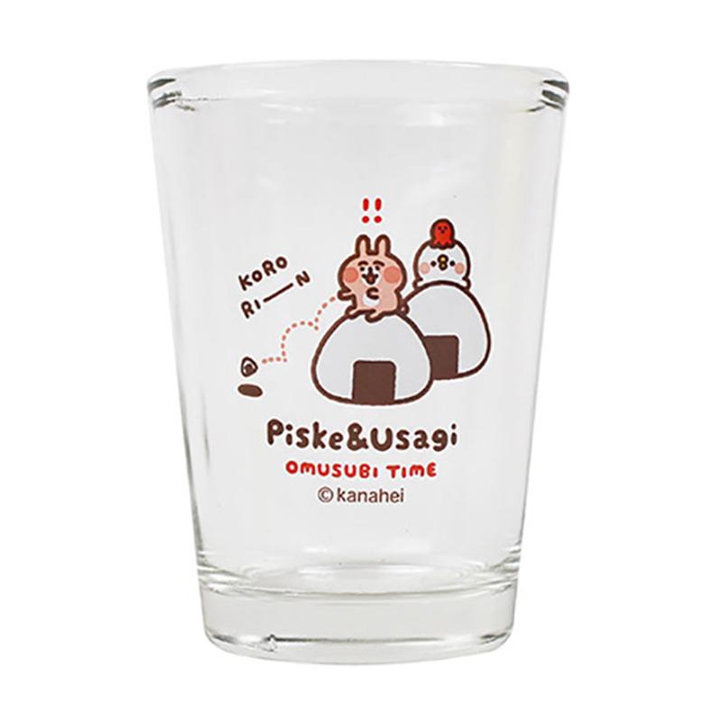 卡娜赫拉乾拜玻璃杯-擲飯糰版 KS70081B