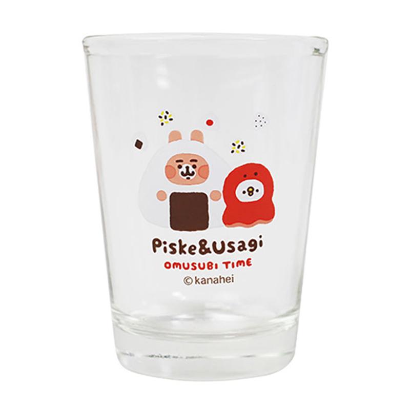 卡娜赫拉乾拜玻璃杯-大飯糰版 KS70081C