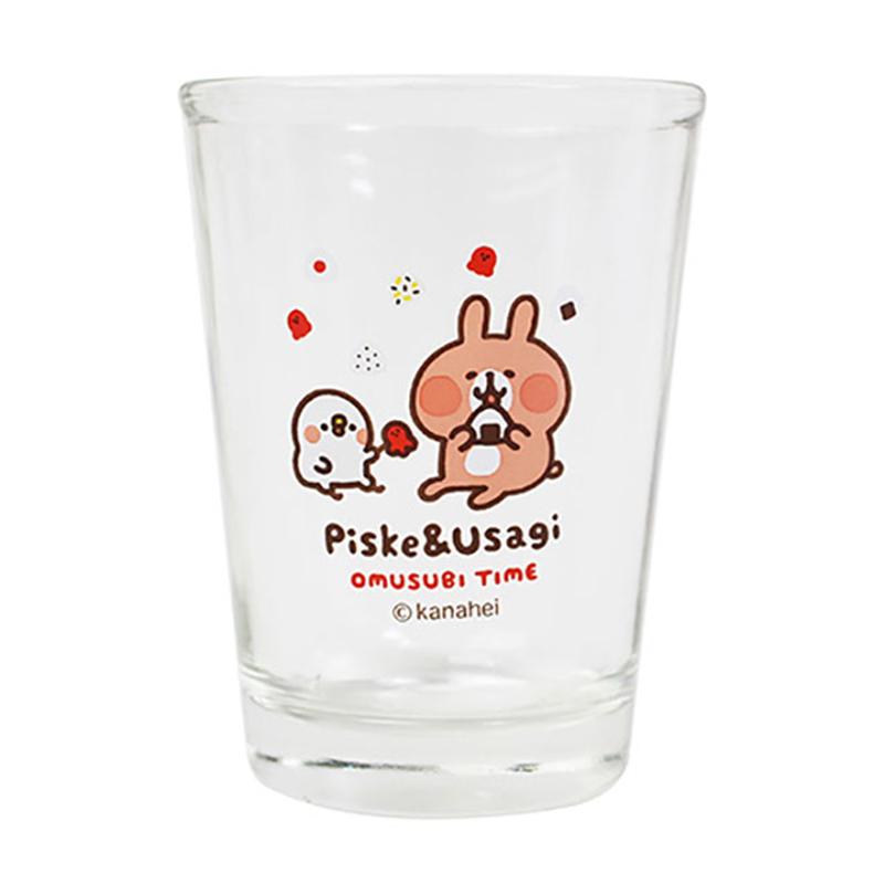 卡娜赫拉乾拜玻璃杯-吃飯糰版 KS70081D