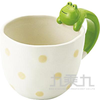 動物把手馬克杯-青蛙ZCB-97503