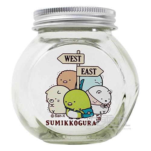 角落生物192ML玻璃罐-旅行 SG70201B