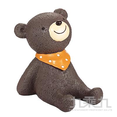 療癒擺飾小物存錢筒-小熊(特大)