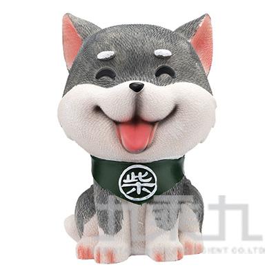 柴犬造型錢筒/中  DC180159