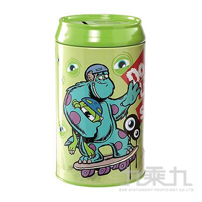 怪獸大可樂罐存錢筒