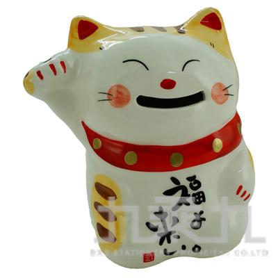 笑貓撲滿-大笑15cm K8348