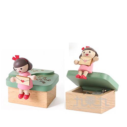 小木盒音樂鈴 /  情書女孩