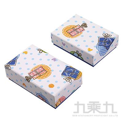 心願祝福小長包裝盒