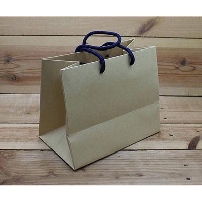 方型21.8*18禮物袋(牛皮色) 76621
