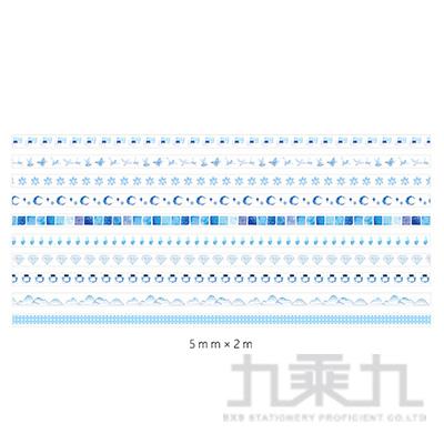 手帳DIY紙膠帶-明月光