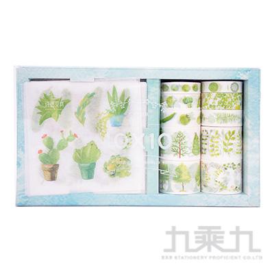 紙膠帶X貼紙套裝-蘇打綠