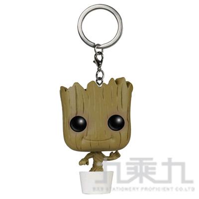 POP! 鑰匙圈: Marvel-星際異攻隊-小格魯特  FU06715