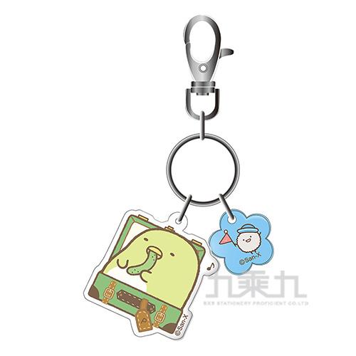 小夥伴果凍鑰匙圈A-企鵝