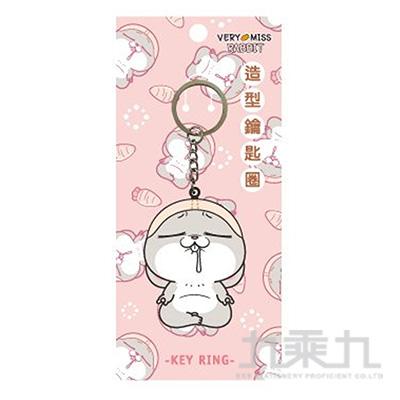 造型鑰匙圈(要升天了)-好想兔 CAE-119A