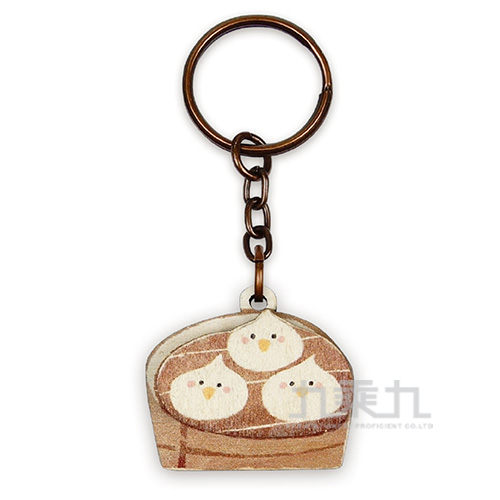 印刻所木鑰匙圈-玄鳳包
