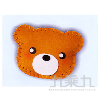 穿洞香包(NO:103-小熊)