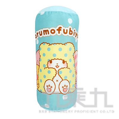 三麗鷗毛毯熊莫普圓筒抱枕 MF740003
