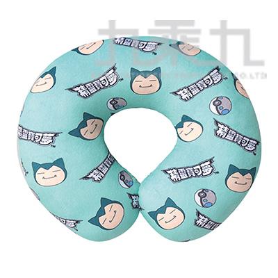 卡比獸絨毛頸枕 AD-235001