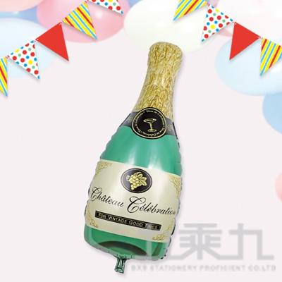 派對佈置 鋁箔香檳氣球 DE-03160