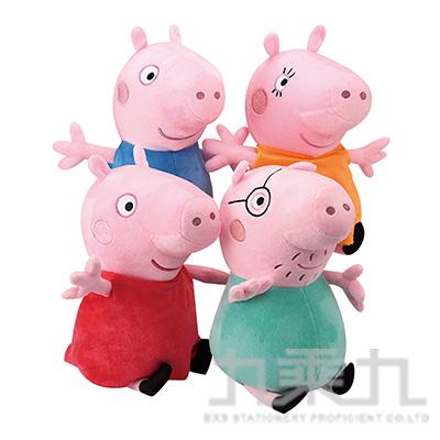 10吋粉紅豬小妹系列/5款 (款式隨機)