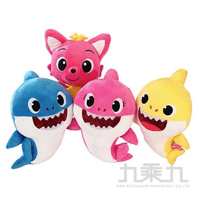 3吋碰碰狐鯊魚系列玩偶(多款隨機)