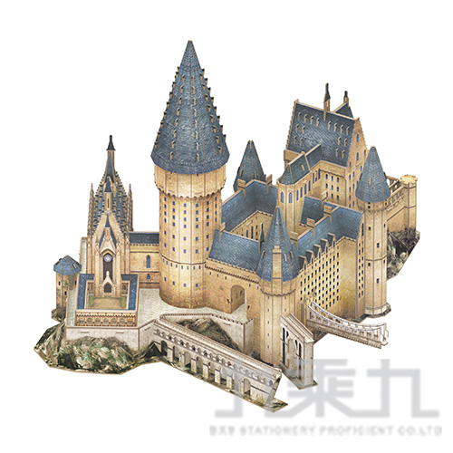 Harry Potter 3D立體拼圖-霍格華茲大禮堂 DS1011h