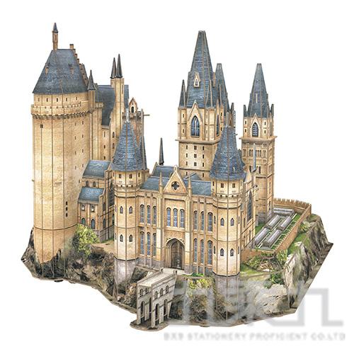 Harry Potter 3D立體拼圖-霍格華茲天文塔 DS1012h