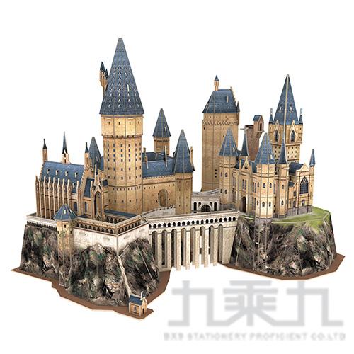 Harry Potter 3D立體拼圖-霍格華茲城堡豪華收藏版 DS101