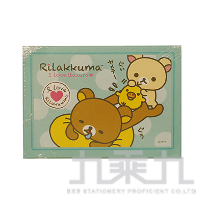 拉拉熊99片拼圖愛心版 RK0786A