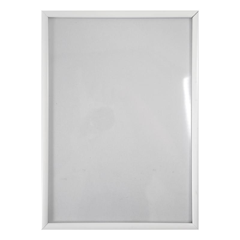 108片拼圖鋁框(18.2*25.7CM)-白 FJ-AL108J