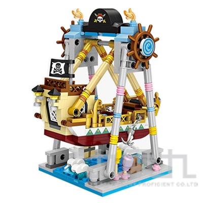 瘋狂海盜船 1717