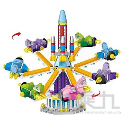 一躍天際太空船 1719