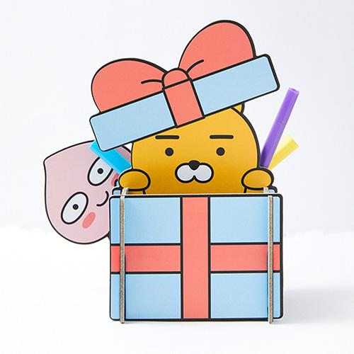 KAKAO FRIENDS置物架(RYAN與APEACH的禮物)