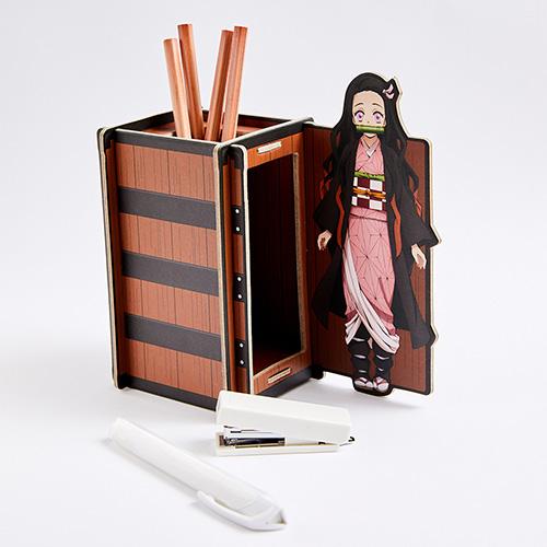 鬼滅之刃-組合式置物盒(彌豆子木箱)