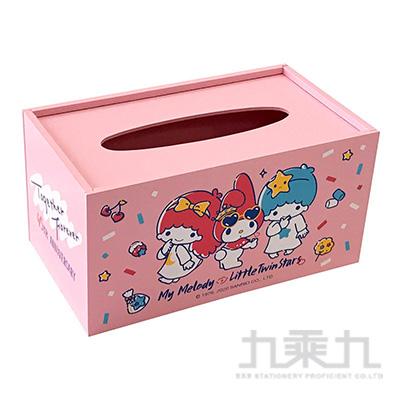 美樂蒂X雙子星多功能收納盒  MM630001