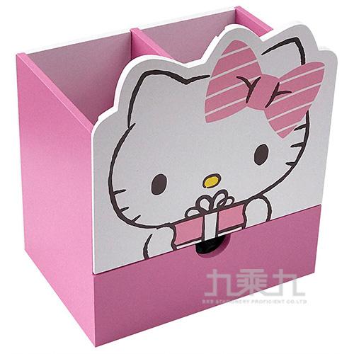 HelloKitty 頭型收納置物盒