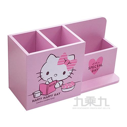 Hello Kitty 綜合版筆筒盒 KT630104