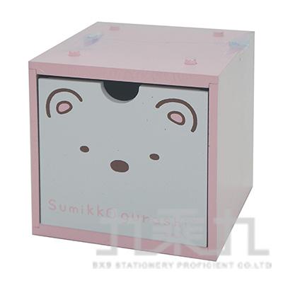 角落小夥伴彩色積木盒-白熊版 SG62231B