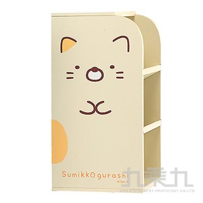 角落小夥伴三層直立置物盒-貓咪版 SG62401B