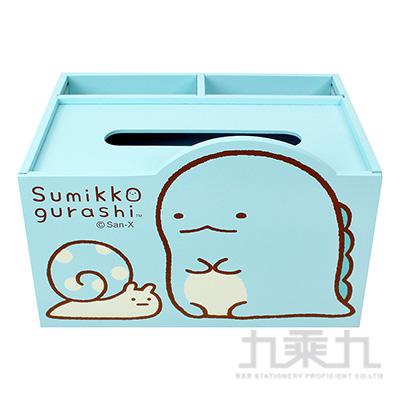 角落小夥伴造型置物面紙盒-恐龍版 SG62441A