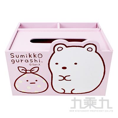 角落小夥伴造型置物面紙盒-白熊版 SG62441B
