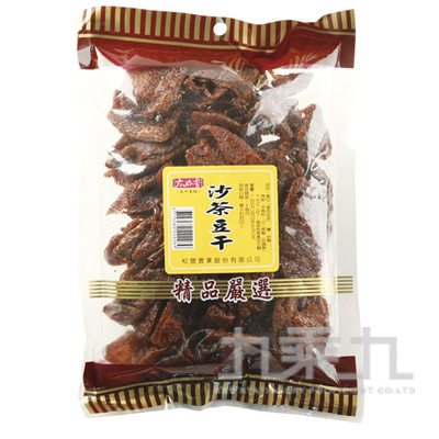 太珍香-沙茶豆干150g