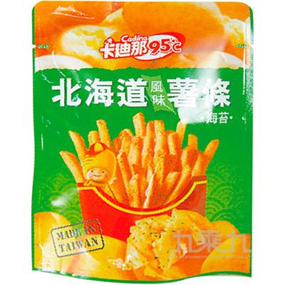 聯華北海道海苔薯條