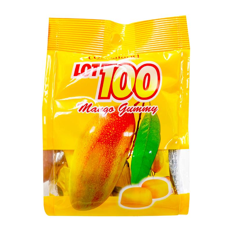 慧鴻一百份立袋軟糖-芒果84g