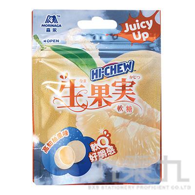 森永-高知柚生果實