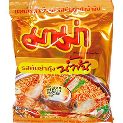 MAMA特級酸辣味麵55g