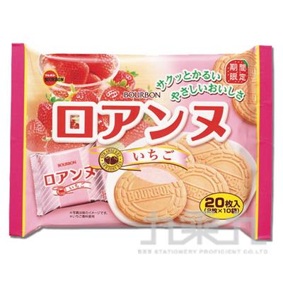 北日本草莓口味法蘭酥142g