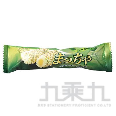 Aijia抹茶巧克力杏仁棒36g